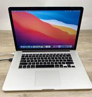 """Apple MacBook Pro 15"""" Retina - 16GB Ram 512GB SSD - Quad Core i7-4960HQ 2.60GHz"""