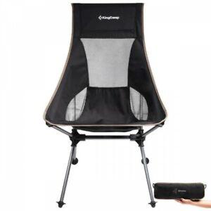 KingCamp KC1908 Ultralight Folding Outdoor Chair Weight Capacity 150kg Japan EMS