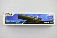 Original Epson 0190 Black Toner for AcuLaser C1100 And CX11 Series C13S050190