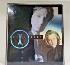 The X-Files Collectible Trading Card Binder Album