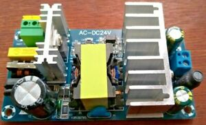 AC-DC Converter AC85-265V to 24V DC 4-6A Power Supply Switching Transformer UK.