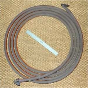 Over 25 FEET or Old School 1 inch COPPER TUBING