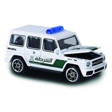 Mercedes-Benz AMG G63 Brabus B63s W463 Majorette Dubai Police 250B 1:64 2018