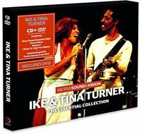 Ike Turner - Ike and Tina Turner: The Essential Collection [CD + DVD]