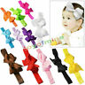 Cute Baby Infant Girl Toddler Flower bowknot Headband Headwear HairBand Top 1pcs