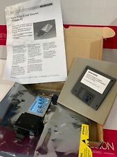 Microsens Ethernet PCMCIA Faser Adapter Karte 32-bit CardBus 100BASE-FX 1300nm