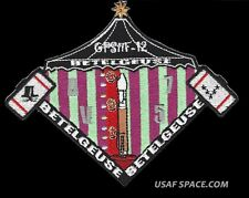GPS IIF-12 - BETELGEUSE- ATLAS USAF ULA 5 SLS CCAFS SATELLITE Launch SPACE PATCH