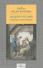 Jacques y su amo (Fabula: Biblioteca Milan Kundera/ Fable: Milan-ExLibrary