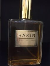 Bakir by Irma Shorell 4.0 EDT Spray - SUPER RARE - NIB