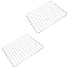 2 x ELECTROLUX Genuine Oven Cooker Grill Shelf (466mm x 385mm)