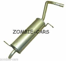 SEAT IBIZA 1.2 EXHAUST REAR SILENCER TAIL PIPE 02-06  100% QUALITY ITEM