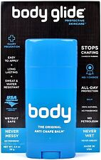 BodyGlide Large 2.5oz Anti-Chafe / Chafing Blisters Balm Running Cycling Tri 70g