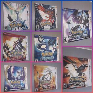 Nintendo 3Ds Pokemon Wall Flag/Banners