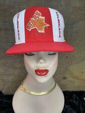New listing Vintage Philadelphia Stars Football Usfl Mesh SnapBack Trucker Cap Hat