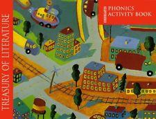 Kindergarden Phonics Activity Book (Treasury of Li