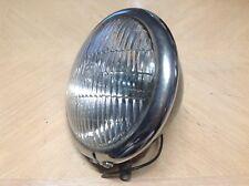 NOS KD 866 driving FOG lamp vintage light early auto TRUCK 12volt GE sealed