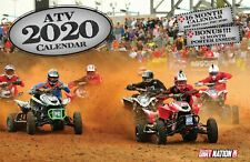 2020 ATV DELUXE WALL CALENDAR quad four wheeler off road