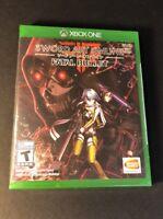 Sword Art Online [ Fatal Bullet ] (XBOX ONE) NEW