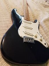 1983 Squier by Fender  bullet 1 stratocaster vintage SQ series rare strat headst