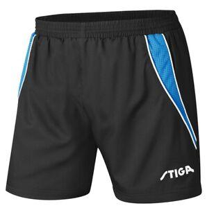 Sports Clothing: Stiga Table Tennis Shorts Columbia