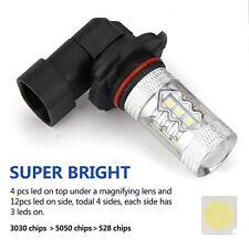 2pcs 9005 HB3 6000K White High Power 3030 SMD Led Fog Driving Light Lamps New