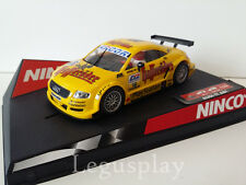 "SCX Scalextric Slot Ninco 50245 Audi TT R ABT ""Ns 10"" Amarillo - Hafferröder"