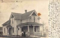 Real Photo Postcard House at 421 Harrison Avenue in South Bend, Indiana~126676