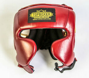 TopBoxer Gladiator Series Headguards