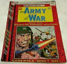 Our Army at War 148, (FN/VF 7.0) 1964, 40% off Guide!