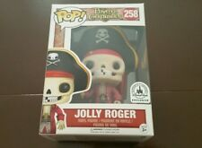 Funko Pop!  Pirates Of The Caribbean Jolly Roger Disney Parks Exclusive #258