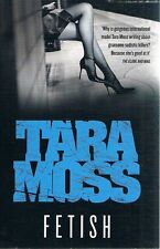 Fetish by Moss Tara - Book - Paperback - Crime/Mystery - Fiction