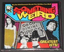 SOMETHING WEIRD greatest hits USA 2-CD new RECORD STORE DAY BLACK FRIDAY 2018