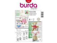Burda Infant Female Sewing Patterns