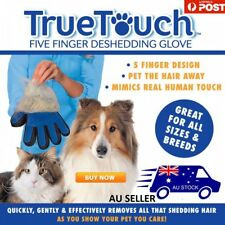 Pet Dog Massage Cat Hair Removal Grooming Touch Cleaning Comb Brush Magic Glove