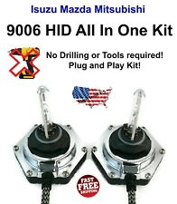 9006 All In One Xenon HID 6000K PNP Integrated Ballast Isuzu Mazda Mitsubishi
