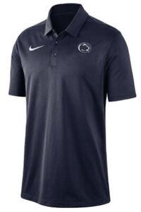 Nike Men's Penn State PSU Franchise Performance Polo Jersey Shirt XXL 2XL NCAA
