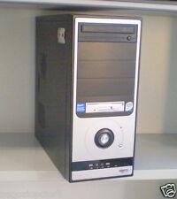 PC ASSEMBLATO_DESKTOP@CASE VENTO GRIGIO/NERO-ATX@INTEL CORE 2 DUO E6600@2,40 GHz