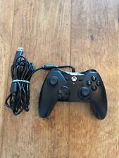 PowerA Wired Xbox One Controller, Black,