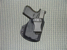 Glock 43  With TLR -6  KYDEX HOLSTER  Black Right Hand IWB