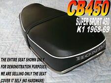 CB450 K1 1968-69 seat cover for Honda CB 450 CB450K1 Super Sport 178
