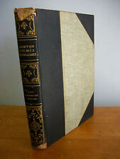 1919 Burton Holmes TRAVELOGUES Egypt, Southern Italy, Switzerland