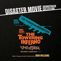 The Disaster Movie Soundtrack Collection - 4 x CD Boxset - John Williams