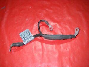 MASSEKABEL BATTERIEMASSE ZENTRALMASSSE MINUSPOL wire 2305751 K589 BMW K1200RS