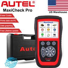 Autel MaxiCheck Pro Auto Diagnostic Code Reader Scanner EPB ABS SRS SAS DPF US