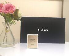 CHANEL Gabrielle Essence EDP 5ml mini PERFUME & faux leather BAG🌺BRAND NEW/SEAL