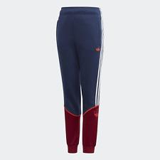 adidas Originals Outline Pant Junior Navy/Burgundy