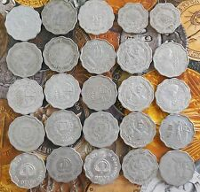 25 ALL DIFFERENT MINT SET - 10 Paise Commemorative Coins - india