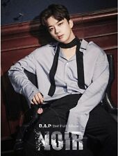 K-POP B.A.P (BAP) 2nd Album [NOIR] YOO YOUNG JAE Ver CD + Photobook + Photocard