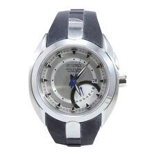 Seiko Arctura SRN007 P2 Black Silver Dial Kinetic Retrograde Day Date Mens Watch