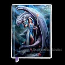 *DRAGON MAGE*  Anne Stokes Embossed Foiled Hardback Pocket 2020 Diary (A6)